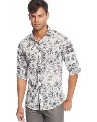 Inc International Concepts Connor Shirt - Lyst