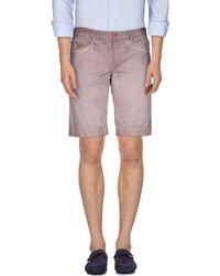 Jaggy - Bermuda Shorts - Lyst