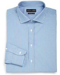 Ralph Lauren Black Label Classic-Fit Striped Dress Shirt - Lyst