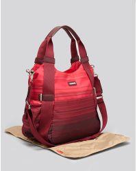 Storksak - Diaper Bag Tania Bee Gradient - Lyst