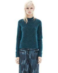 Acne Studios Lia Mohair Sweater - Lyst
