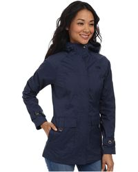 The North Face Blue Carli Jacket - Lyst