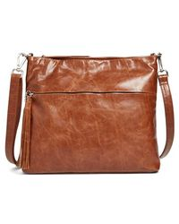 Hobo - 'shira' Convertible Leather Backpack - Lyst