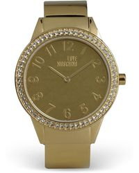 Love Moschino Watch - Lyst