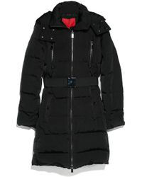 Mango Feather Down Coat - Lyst