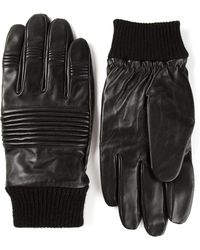 Surface To Air Ribbed Gloves - Lyst