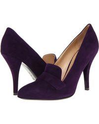 Ralph Lauren Collection Purple Perina - Lyst