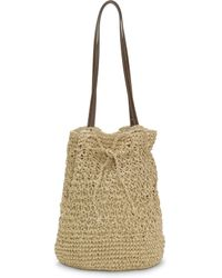 Club Monaco Hat Attack Bucket Bag - Lyst