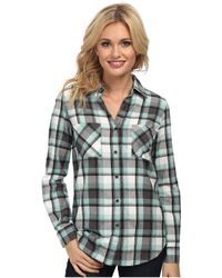 Rip Curl Cozy Up Ls Shirt - Lyst