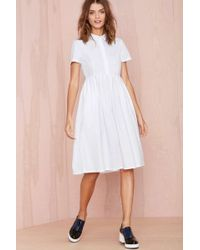 Nasty Gal Bella Dress - Lyst