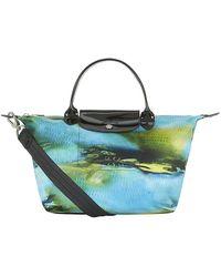 Longchamp Le Pliage Nã©O Fantasie Small Handbag - Lyst