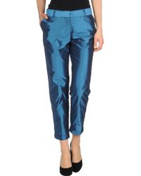 Elizabeth And James B Casual Pants - Lyst