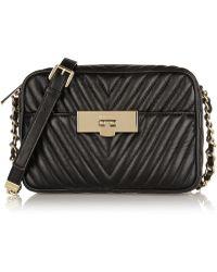 Michael Kors | Susannah Quilted Leather Shoulder Bag | Lyst
