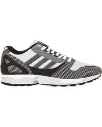 Adidas The Zx Flux Og Weave - Lyst