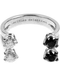 Delfina Delettrez Ring - Lyst