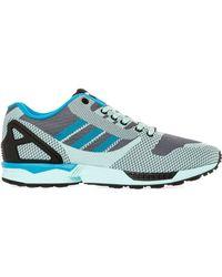Adidas The Zx Flux Og Weave Sneaker - Lyst