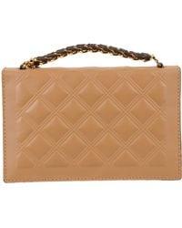 Stella McCartney Brown Handbag - Lyst