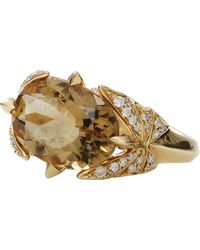 Stephen Webster Citrine Ring - Lyst