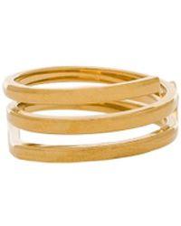 Jennifer Zeuner Hayden Ring yellow - Lyst