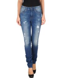 Notify Denim Pants - Lyst