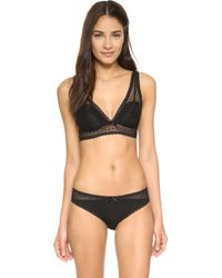 Fleur't - First Crush Bralette And Panty Set - Lyst