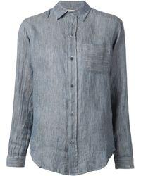 Current/Elliott 'The Prep School' Shirt - Lyst