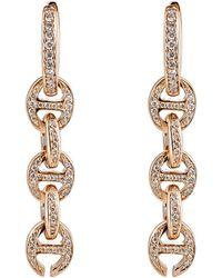 Hoorsenbuhs | Women's Tri-link Drop Earrings | Lyst