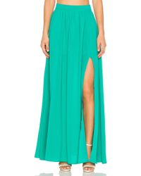 Blaque Label - X Revolve Maxi Skirt - Lyst