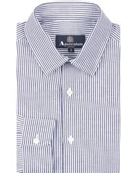 Aquascutum Hazelwood Stripe Long Sleeve Shirt - Lyst