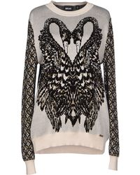 Just Cavalli Multicolor Jumper - Lyst