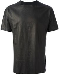 Ma+ - Mixed M Fit Square Neck T - Lyst