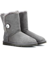Ugg Bailey Button Bling Boots - Lyst