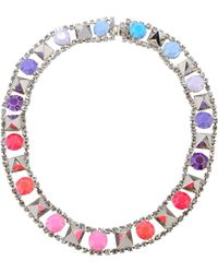 Tom Binns - Noble Savage Colour Necklace - Lyst