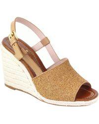 Kate Spade Beacon Espadrille Wedge Sandals - Lyst