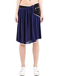 Paco Rabanne Womens Pop Skirt - Lyst