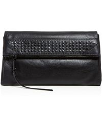 She + Lo - She + Lo Rise Above Foldover Clutch - Compare At $178 - Lyst