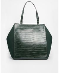French connection Melissa Shopper Bag - Lyst