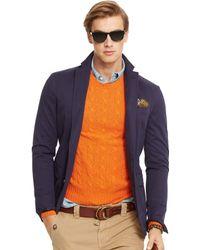 Ralph Lauren Cotton Morgan Sport Coat - Lyst