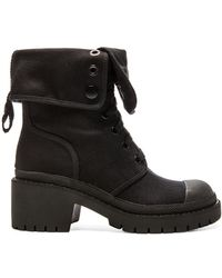 Marc By Marc Jacobs Army Boot - Lyst