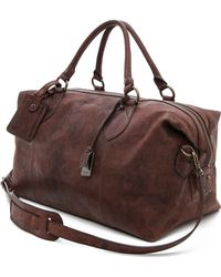 Frye - Logan Overnight Bag - Lyst