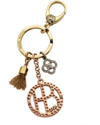 Henri Bendel Henri'S Charms Key Fob - Lyst