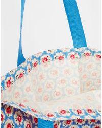 Cath Kidston - Set Of Three Cotton Book Bags - Lyst
