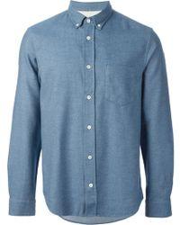 Acne Studios Isherwood Shirt - Lyst