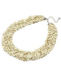 Nakamol - Marja Necklace-white - Lyst