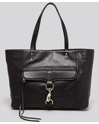 Rebecca Minkoff Tote - Bowery with Gold-tone Hardware - Lyst