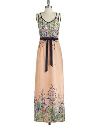 Hello Miss Wildflower Garden Dress - Lyst