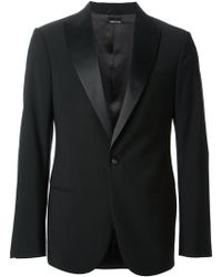 Giorgio Armani Classic Formal Suit - Lyst