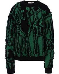 Stella McCartney Cut Shibori Jumper - Lyst