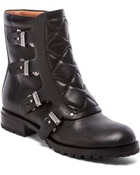 Marc By Marc Jacobs Easy Rider 20mm Flat Ankle Boot - Lyst