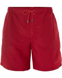 Hugo Boss Barracuda Swim Short - Lyst